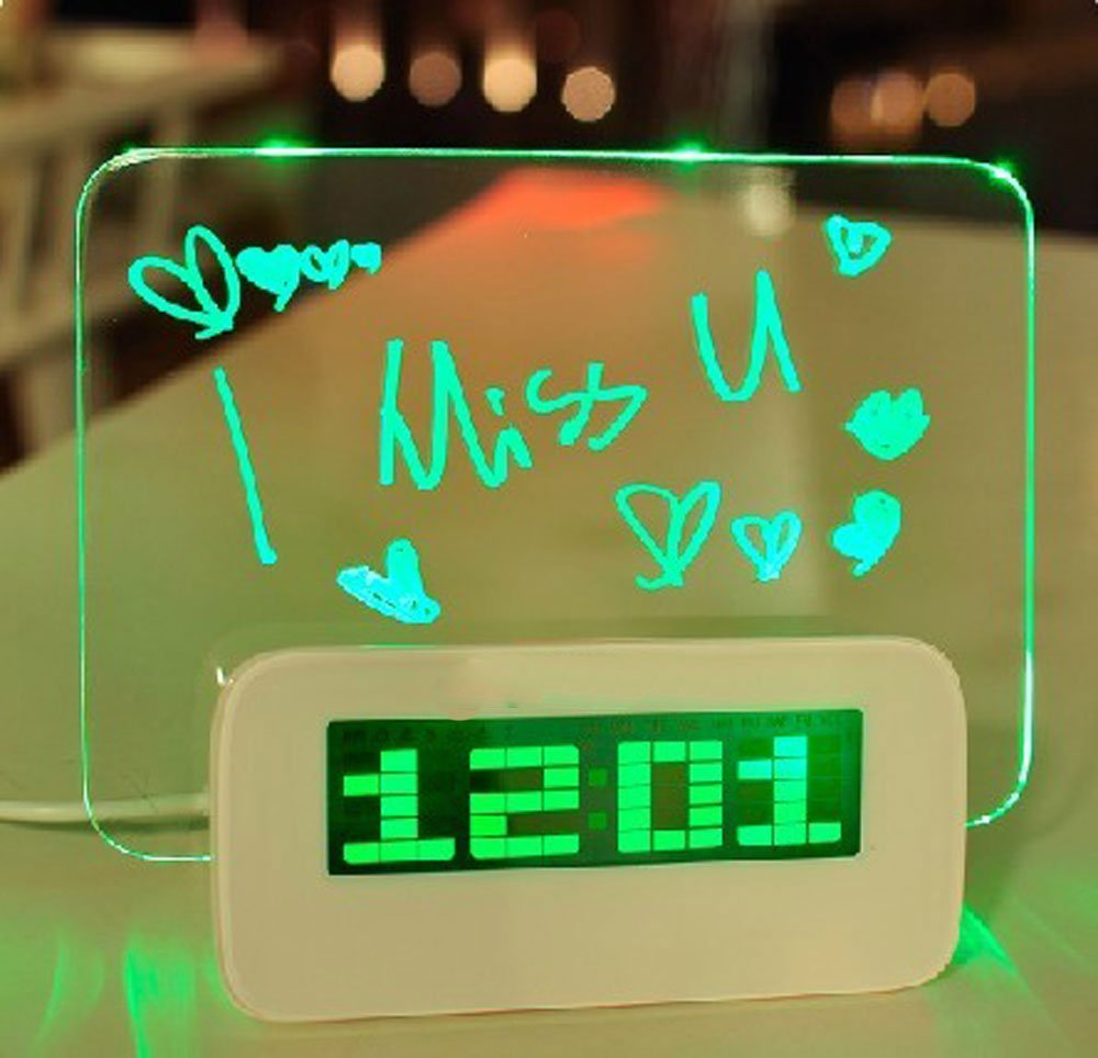 11 Cool Alarm Clocks That'll Make You Wake Up and Stay Up ... Cool Alarm Clocks