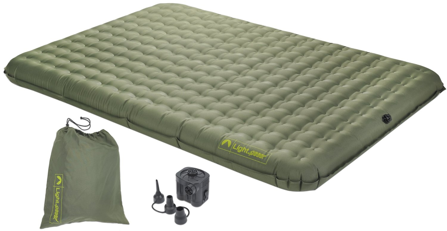Best King Size Air Bed For Camping