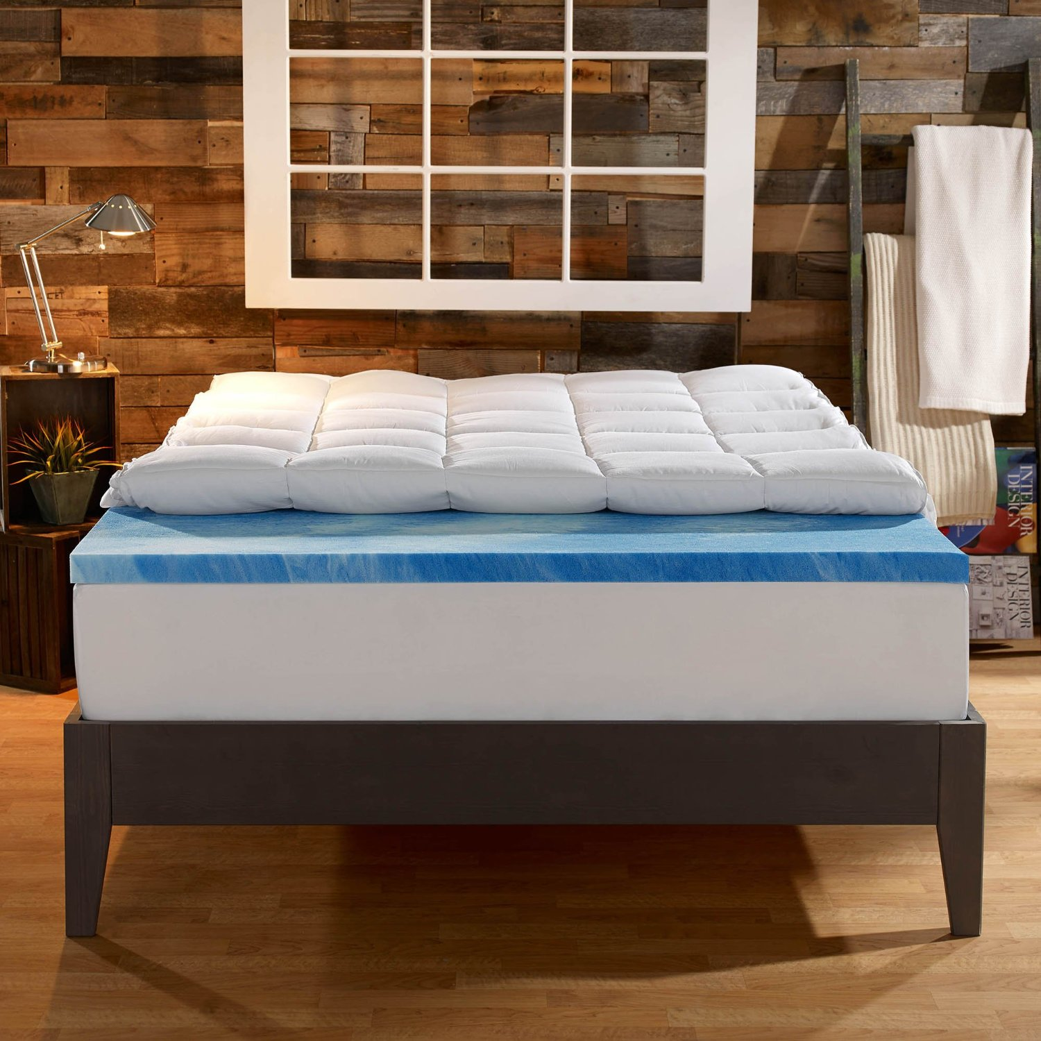 best mattress topper for side sleepers slumberist best mattress topper for side sleepers - Extra Firm Mattress Topper