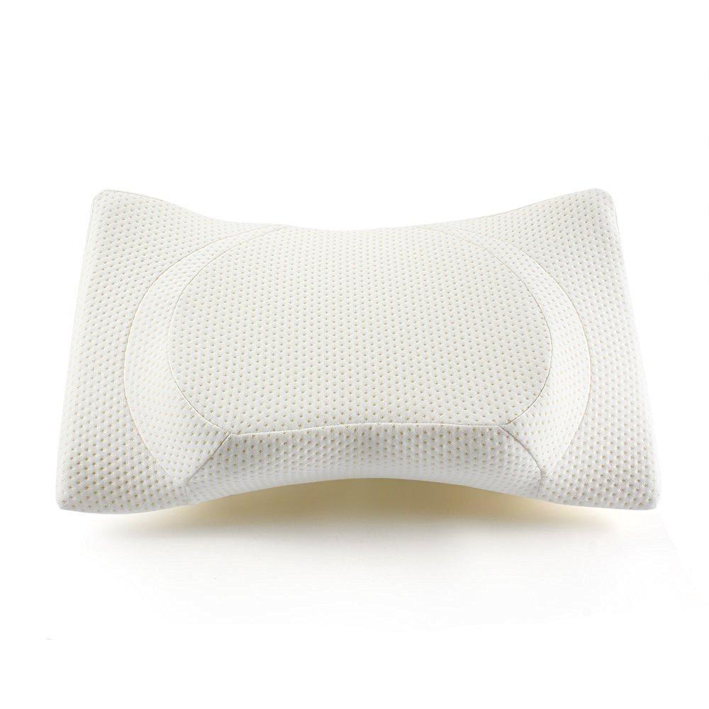 orthopedic memory foam contour pillow