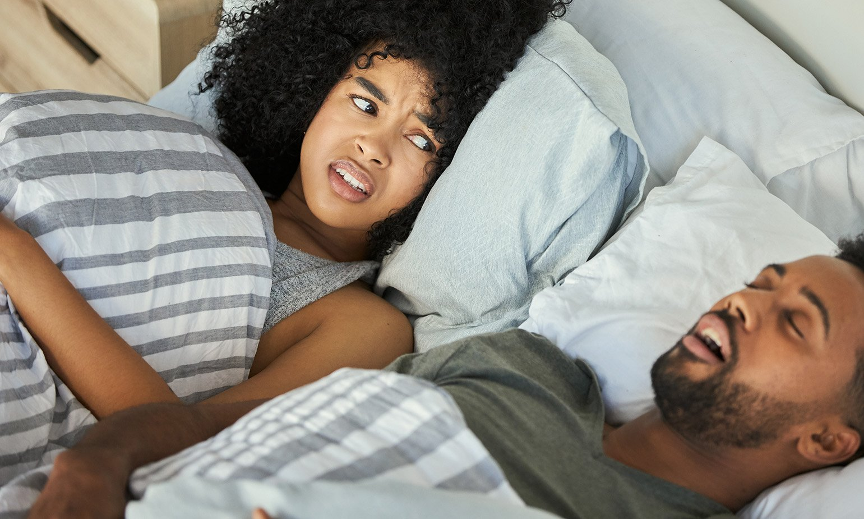 easy ways to stop snoring